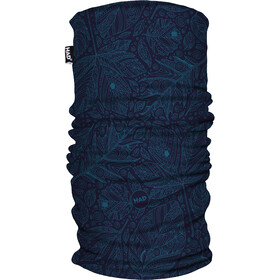 HAD Printed Fleece Ceinture chaude, autuno blue